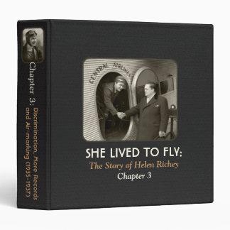 """Ella vivió para volar: Capítulo 3 Carpeta 1 1/2"""""""