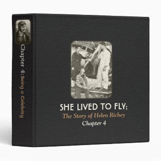 """Ella vivió para volar: Capítulo 4 Carpeta 1 1/2"""""""