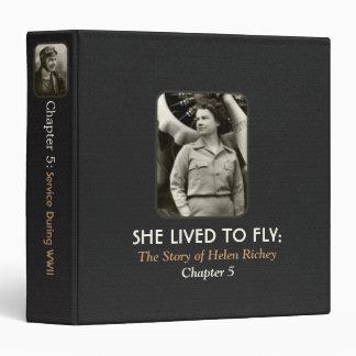 """Ella vivió para volar: Capítulo 5 Carpeta 1 1/2"""""""