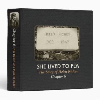 """Ella vivió para volar: Capítulo 6 Carpeta 1 1/2"""""""
