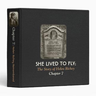 """Ella vivió para volar: Capítulo 7 Carpeta 1 1/2"""""""