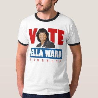 Ella Ward for Congress Victory Ringer T-Shirt