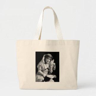 Ella Wheeler Wilcox, 1917 Large Tote Bag
