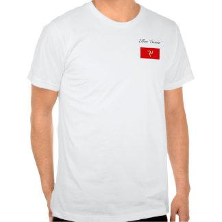 ELLAN VANNIN (Isle Of Man) Tshirts