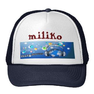 ellas-music miliko trucker hat
