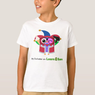 Ella's Owlvatar T-Shirt