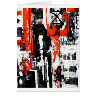 Elle-abstract-009-1620-Original-Abstract-Art-untit Card