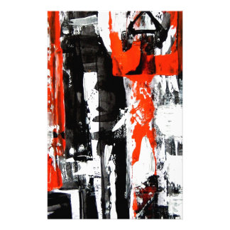 Elle-abstract-009-1620-Original-Abstract-Art-untit Stationery
