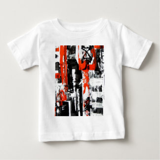 Elle-abstract-009-1620-Original-Abstract-Art-untit Tee Shirt