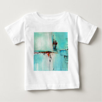Elle-abstract-026-2424-Original-Abstract-Art-Off-S Baby T-Shirt