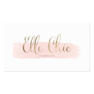 Elle Chic Custom Business Cards