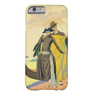 Elle et Lui, 1921 (pochoir ) Barely There iPhone 6 Case