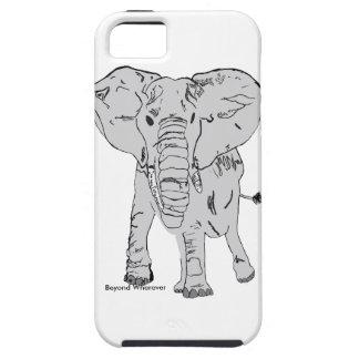 Elle The Elephant Phone iPhone SE/5/5s Case