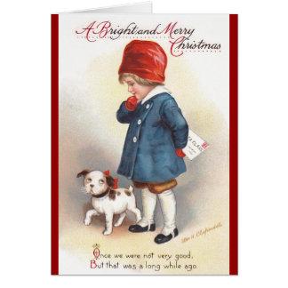 Ellen H. Clapsaddle: A Letter to Santa Greeting Cards