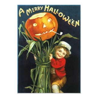 Ellen H. Clapsaddle: A Merry Halloween Card
