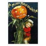 Ellen H. Clapsaddle: A Merry Halloween Greeting Card