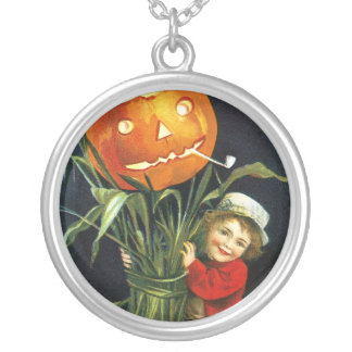 Ellen H. Clapsaddle: A Merry Halloween Necklace