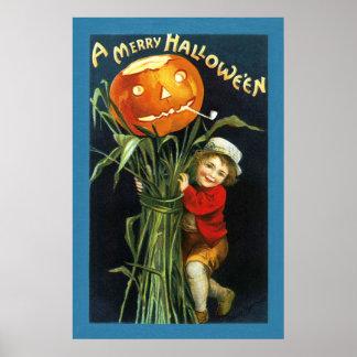 Ellen H. Clapsaddle: A Merry Halloween Posters