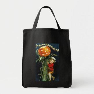 Ellen H. Clapsaddle: A Merry Halloween Tote Bag