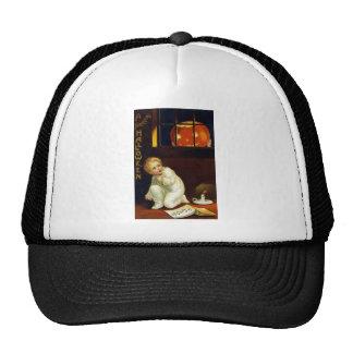 Ellen H. Clapsaddle: A Thrilling Halloween Trucker Hat
