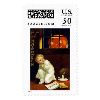 Ellen H. Clapsaddle: A Thrilling Halloween Postage