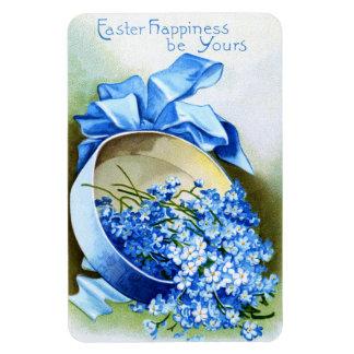Ellen H. Clapsaddle: Box of Forget-Me-Not Rectangular Photo Magnet