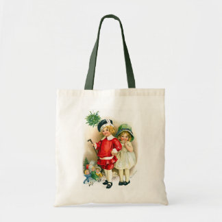 Ellen H. Clapsaddle: Boy and Girl with Toys Tote Bag