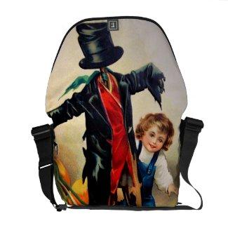 Ellen H. Clapsaddle: Boy with Scarecrow