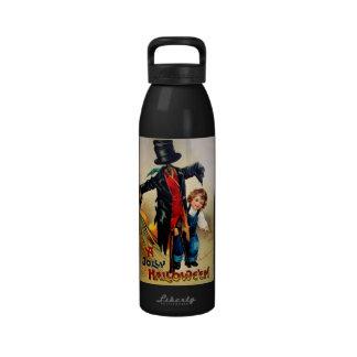 Ellen H. Clapsaddle: Boy with Scarecrow Drinking Bottle