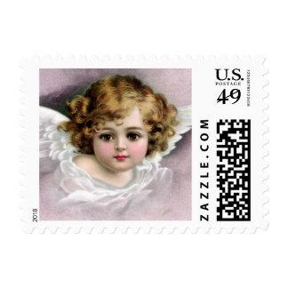 Ellen H. Clapsaddle: Charming Angel Postage