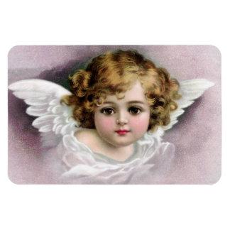 Ellen H. Clapsaddle: Charming Angel Rectangular Photo Magnet