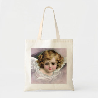 Ellen H. Clapsaddle: Charming Angel Tote Bag