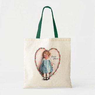 Ellen H. Clapsaddle: Dear Mom Tote Bag