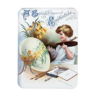 Ellen H. Clapsaddle: Easter Egg 1 Rectangular Photo Magnet