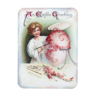 Ellen H. Clapsaddle: Easter Egg 2 Rectangular Photo Magnet