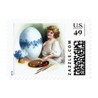 Ellen H. Clapsaddle: Easter Egg 3 Postage