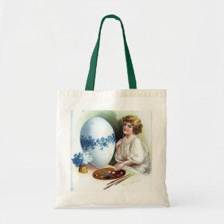 Ellen H. Clapsaddle: Easter Egg 3 Tote Bag