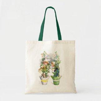 Ellen H. Clapsaddle: Easter Flower Children bag