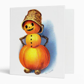 Ellen H. Clapsaddle: Funny Pumpkin Character Binder