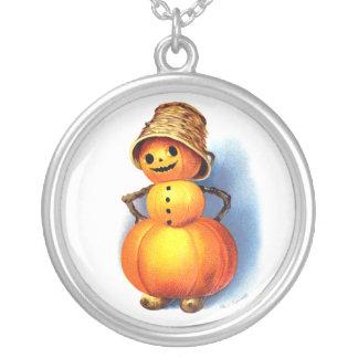 Ellen H. Clapsaddle: Funny Pumpkin Character Pendants