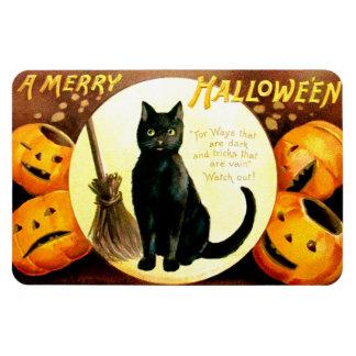 Ellen H. Clapsaddle: Halloween Cat Magnet