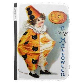 Ellen H. Clapsaddle: Halloween Harlequin