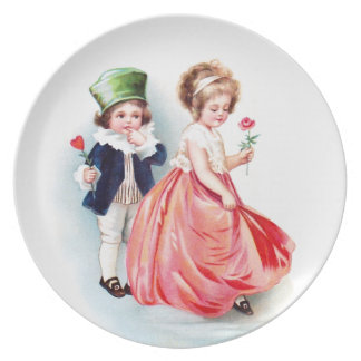 Ellen H. Clapsaddle: I love my Love Dinner Plate