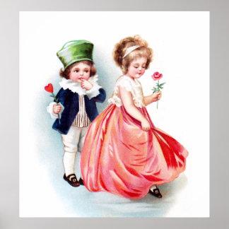 Ellen H. Clapsaddle: I love my Love Poster
