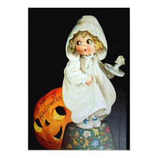Ellen H. Clapsaddle: Little Girl with Candle Card