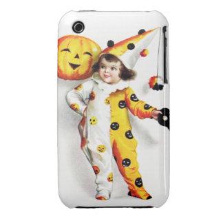 Ellen H. Clapsaddle: Little Halloween Harlequin iPhone 3 Cases