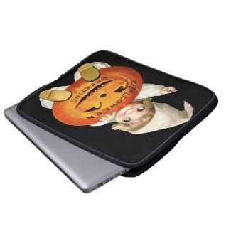 Ellen H. Clapsaddle: Little Pumpkin Boy