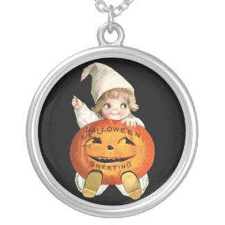 Ellen H. Clapsaddle: Little Pumpkin Boy Necklaces