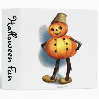 Ellen H. Clapsaddle: Pumpkin Boy Binder