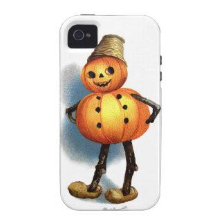 Ellen H. Clapsaddle: Pumpkin Boy Case-Mate iPhone 4 Cases
